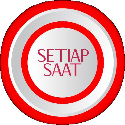 icon tombol button website SETIAP SAAT ON 2